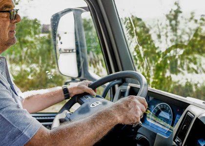 autista camion Autotrasporti Rosini